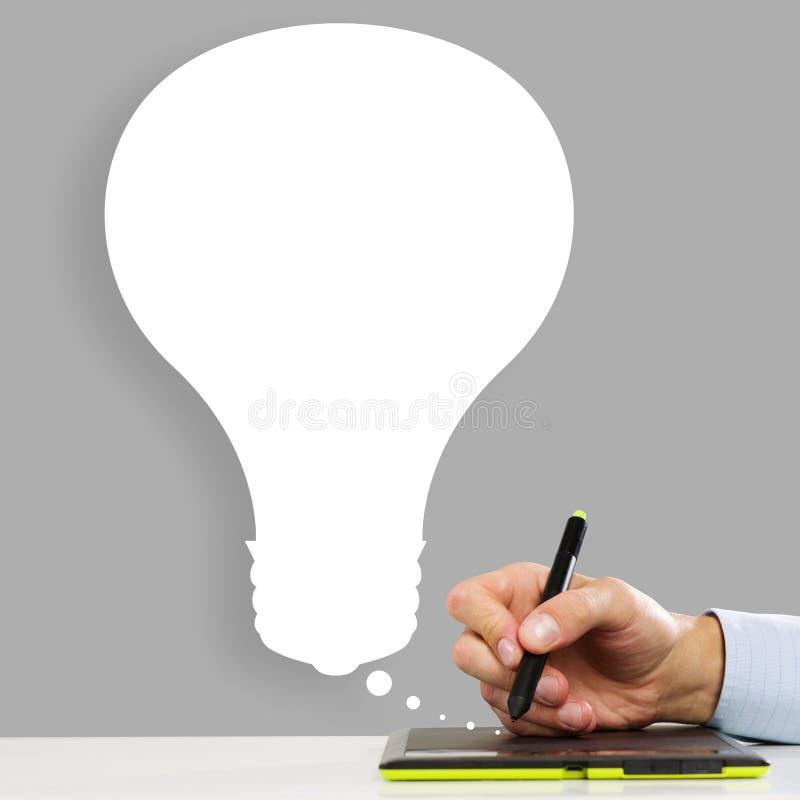 Download Идеи дела стоковое изображение. изображение насчитывающей профит - 41651403
