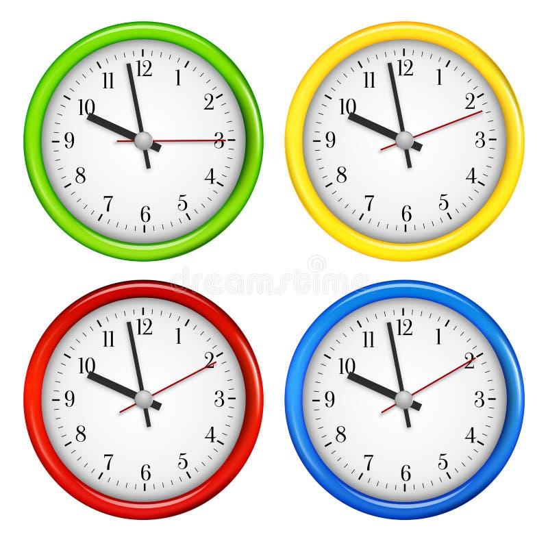 дилетант собрал изображение часа графиков часов меньший странный часовщик стены бесплатная иллюстрация