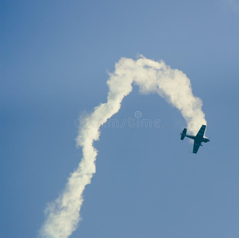 И летел стоковая фотография rf