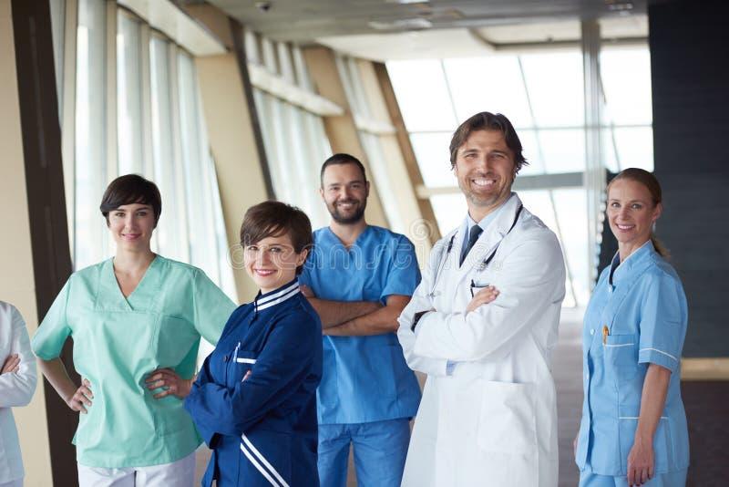 Идти команды докторов стоковые изображения