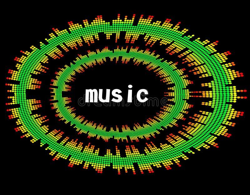 Download Иллюстрация бара выравнивателя музыки красочного Иллюстрация штока - иллюстрации насчитывающей картина, показатель: 41662122