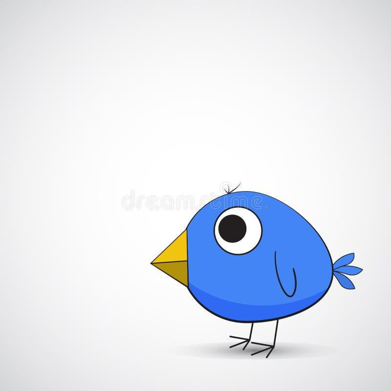 Иллюстрация вектора маленькой птицы бесплатная иллюстрация