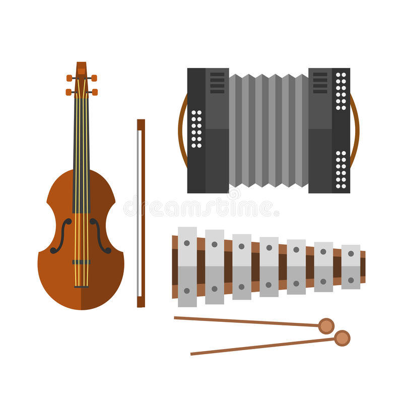 Скачать мелодию музыкального инструмента