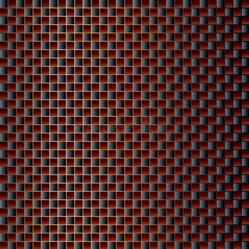 Иллюстрация вектора предпосылки волокна углерода бесплатная иллюстрация