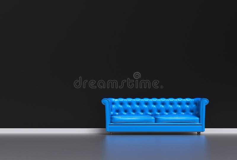 иллюстрация живущей комнаты 3D бесплатная иллюстрация