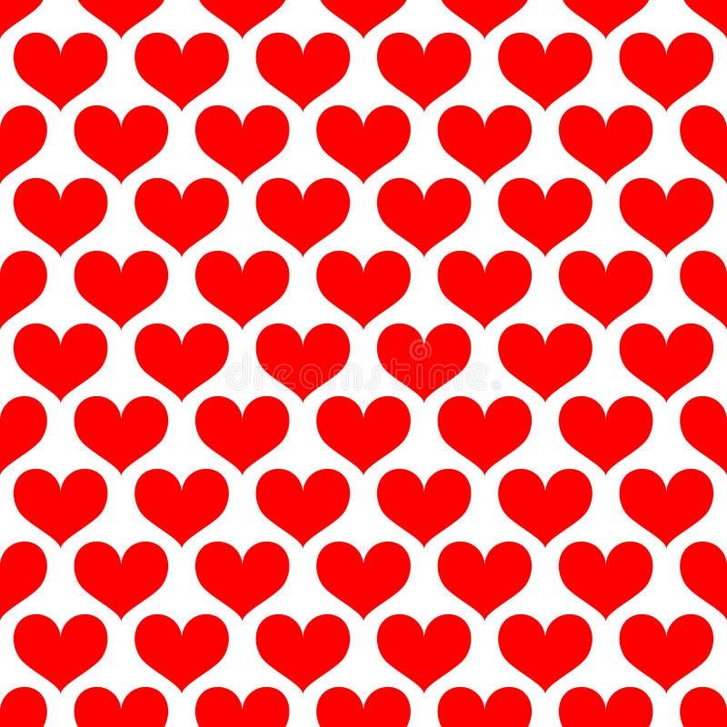 Download Иллюстрация запаса с мотивом сердца, формой сердца Иллюстрация вектора - иллюстрации насчитывающей повторять, декоративно: 81801966
