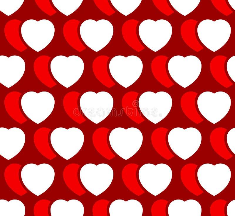 Download Иллюстрация запаса с мотивом сердца, формой сердца Иллюстрация вектора - иллюстрации насчитывающей мило, символ: 81802001