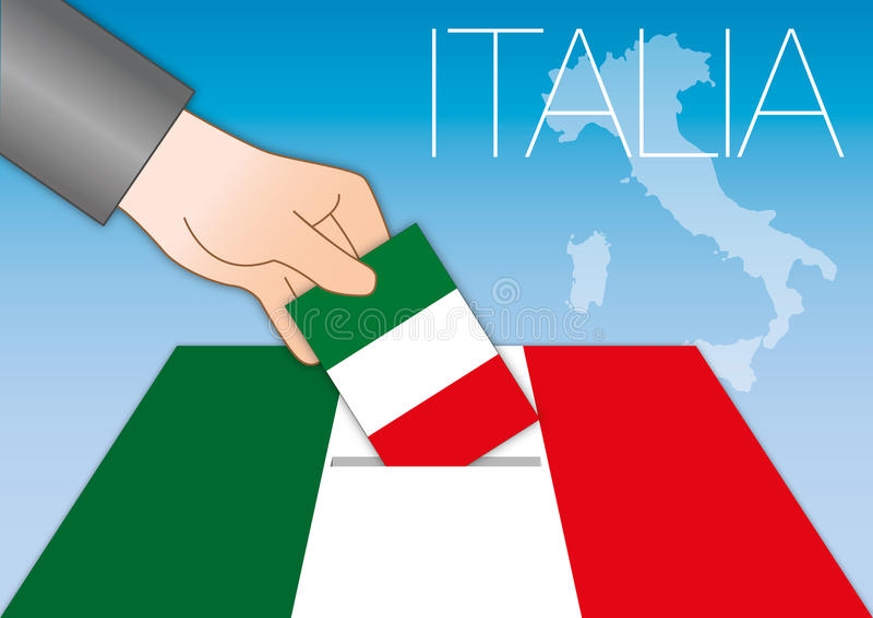 Выборы в италии картинки