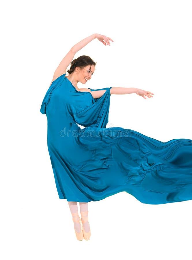 иллюстрация конструкции танцора балета красивейшая стоковое изображение rf