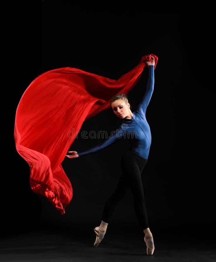 иллюстрация конструкции танцора балета красивейшая стоковая фотография