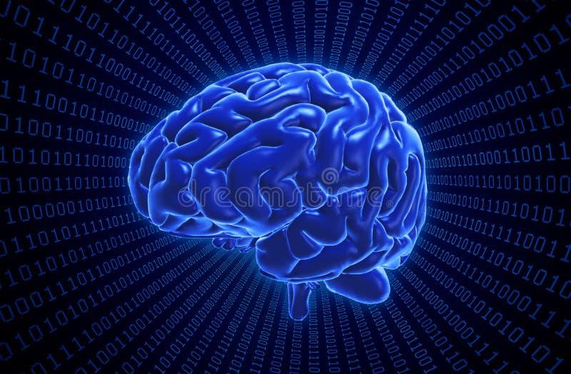 Иллюстрация концепции искусственного интеллекта