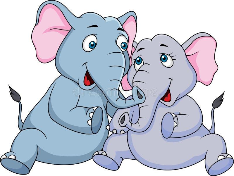 бьет картинки мультяшных слонов семья клипарт девушек челкой