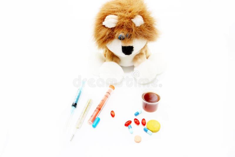 Download Иллюстрация обработки детей Стоковое Фото - изображение насчитывающей холодно, терапевт: 33731858