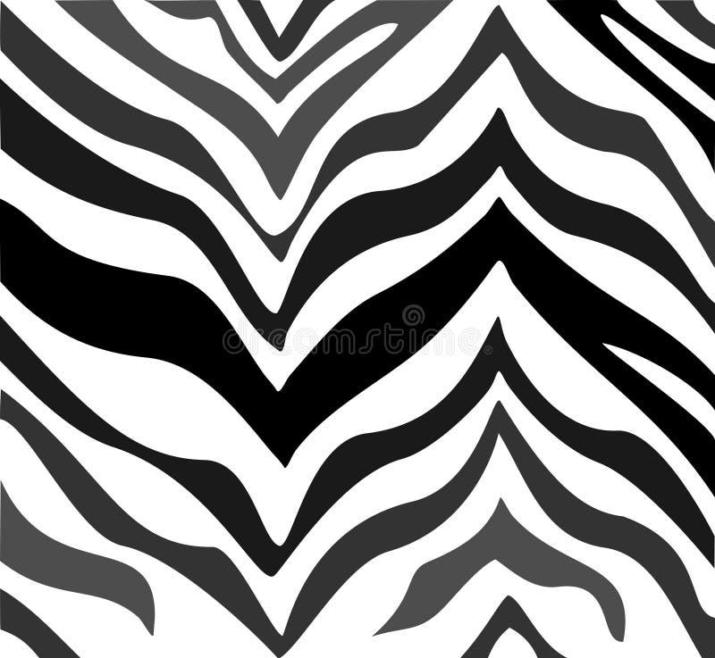 Картина зебры бесплатная иллюстрация