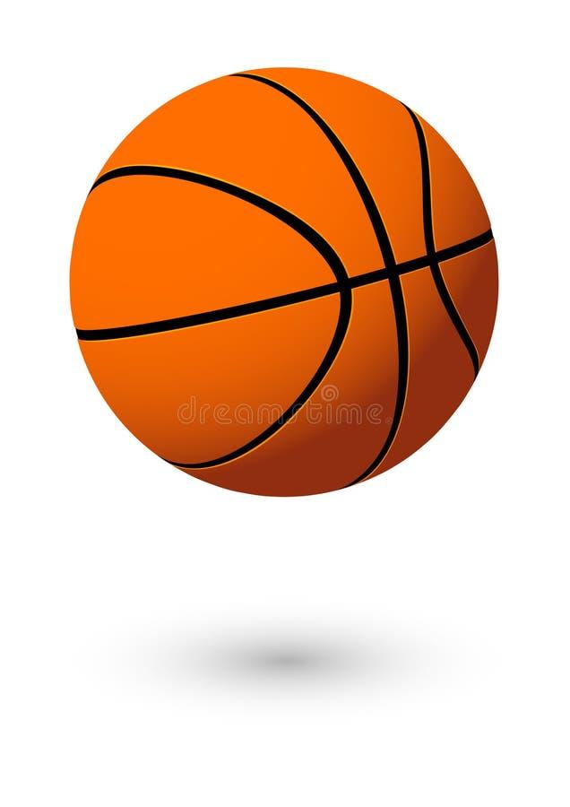 Иллюстрация шаржа баскетбола бесплатная иллюстрация