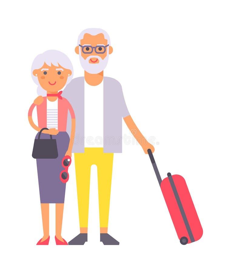 Иллюстрация людей пар лета старая бесплатная иллюстрация