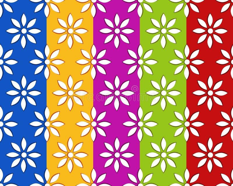 Download Иллюстрация для природы связала концепции с мотивом цветка Иллюстрация вектора - иллюстрации насчитывающей орнаментально, декор: 81806155