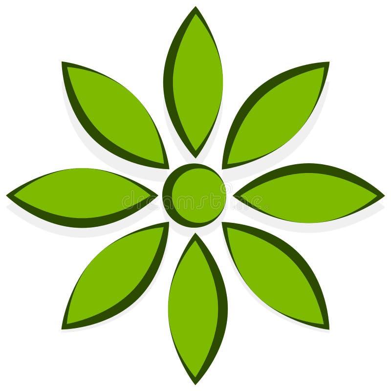 Download Иллюстрация для природы связала концепции с мотивом цветка Иллюстрация вектора - иллюстрации насчитывающей форма, родствено: 81806184