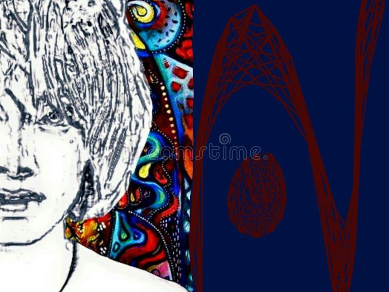 иллюстрация стоковое изображение