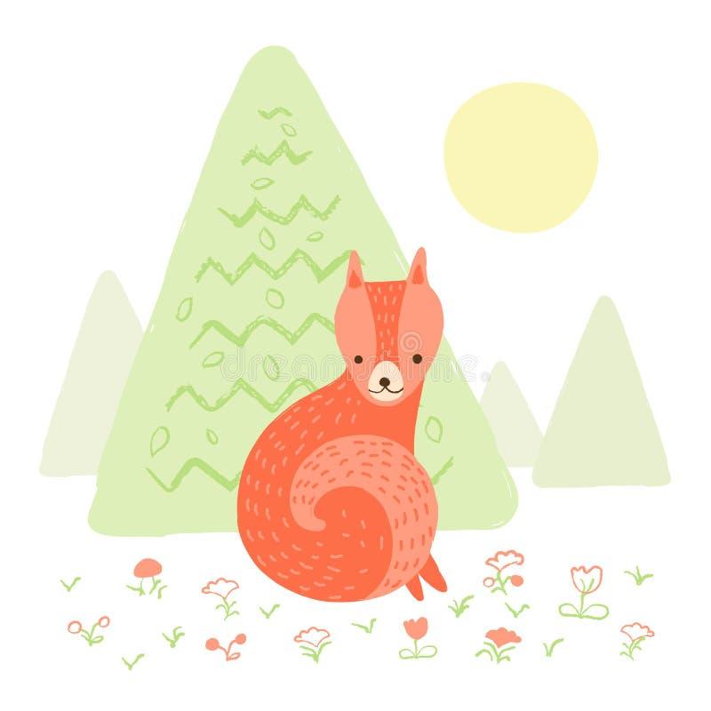 Иллюстрация Fox бесплатная иллюстрация