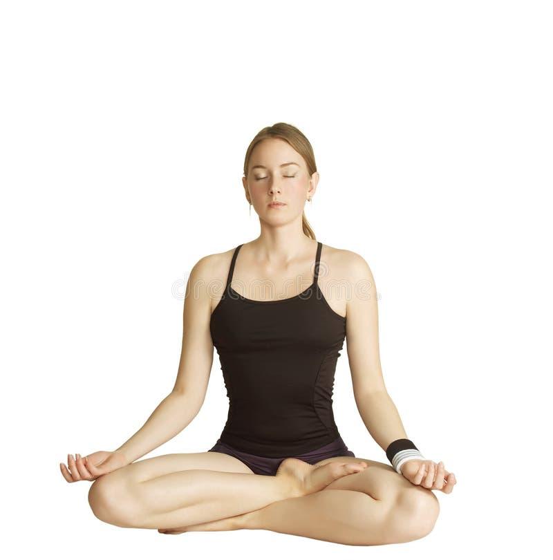 йога представления стоковые изображения