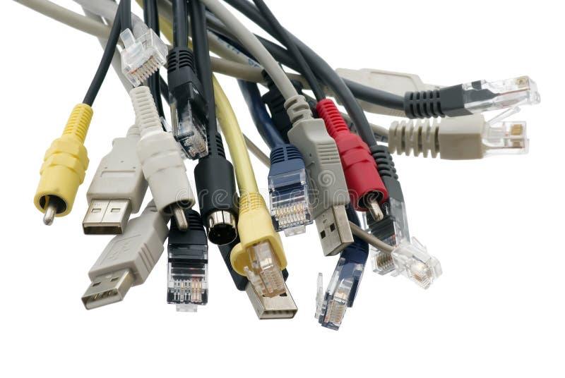 кабельный соединитель стоковые изображения rf