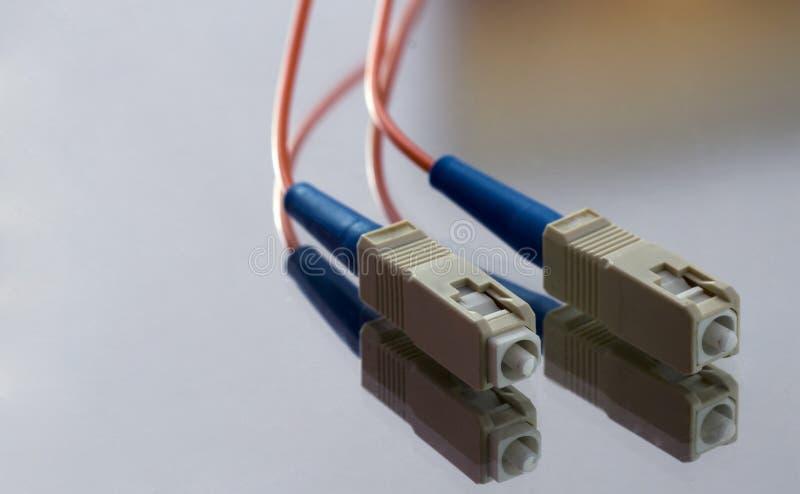 кабель стоковая фотография rf