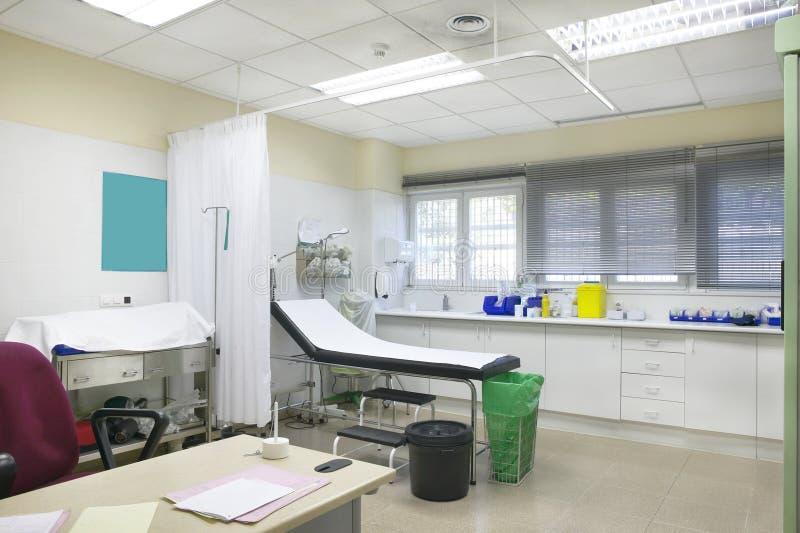 Кабинет врача доктора больницы Оборудование здравоохранения Оборудование медицинского лечения стоковые изображения