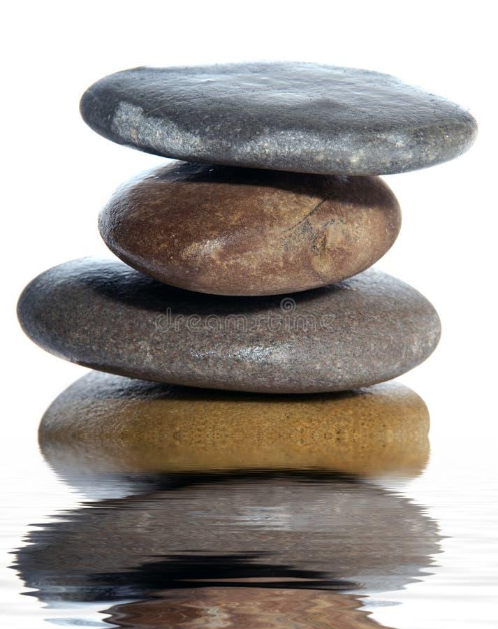 каек баланса стоковая фотография rf