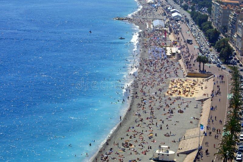каек пляжа славный стоковое изображение rf