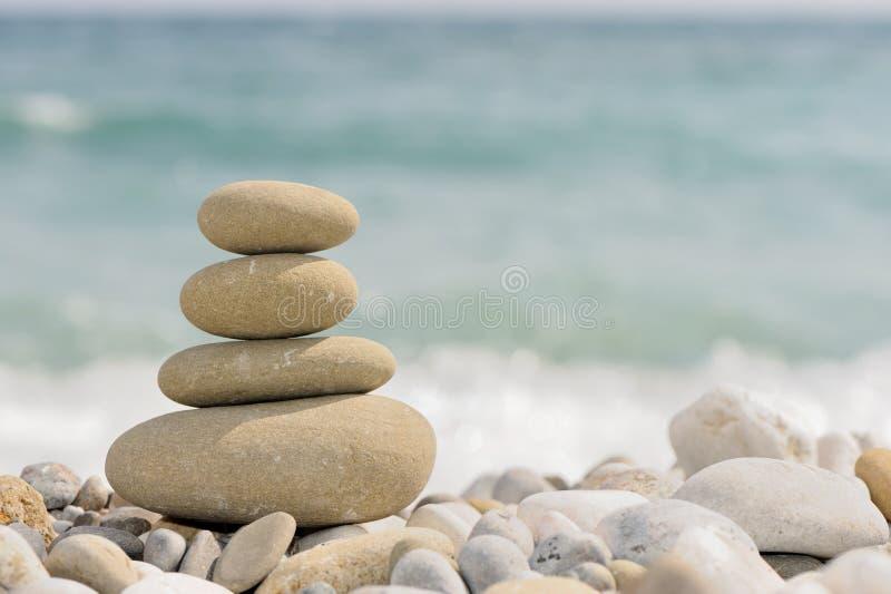 каек пляжа стоковые изображения rf