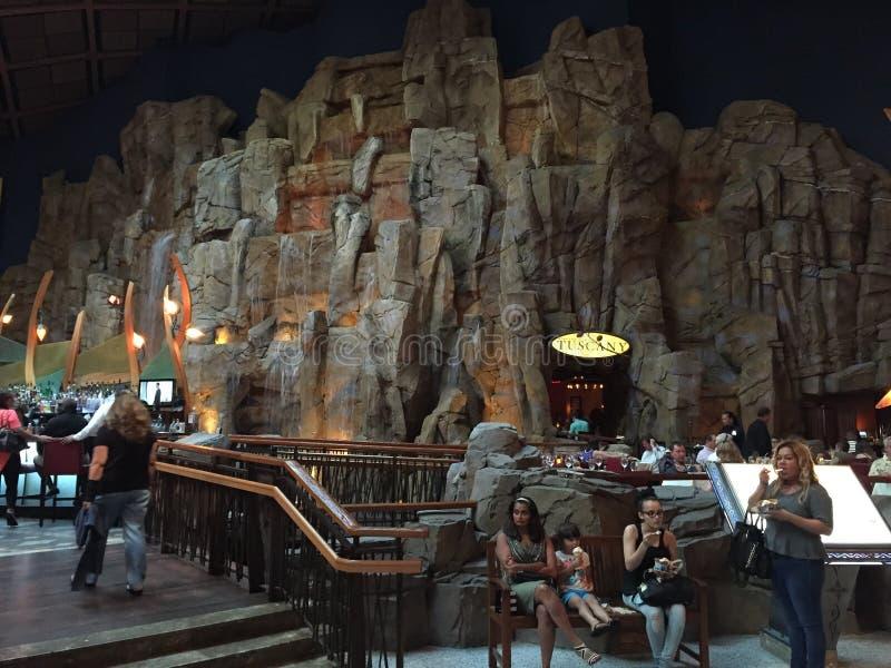 Казино & гостиница Mohegan Солнця в Коннектикуте стоковое фото rf