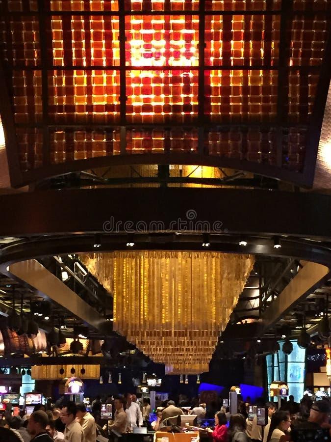 Казино & гостиница Mohegan Солнця в Коннектикуте стоковые фото