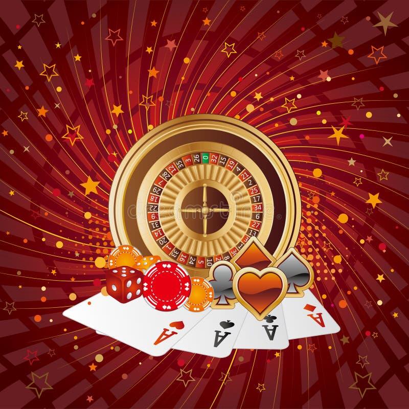 казино предпосылки бесплатная иллюстрация