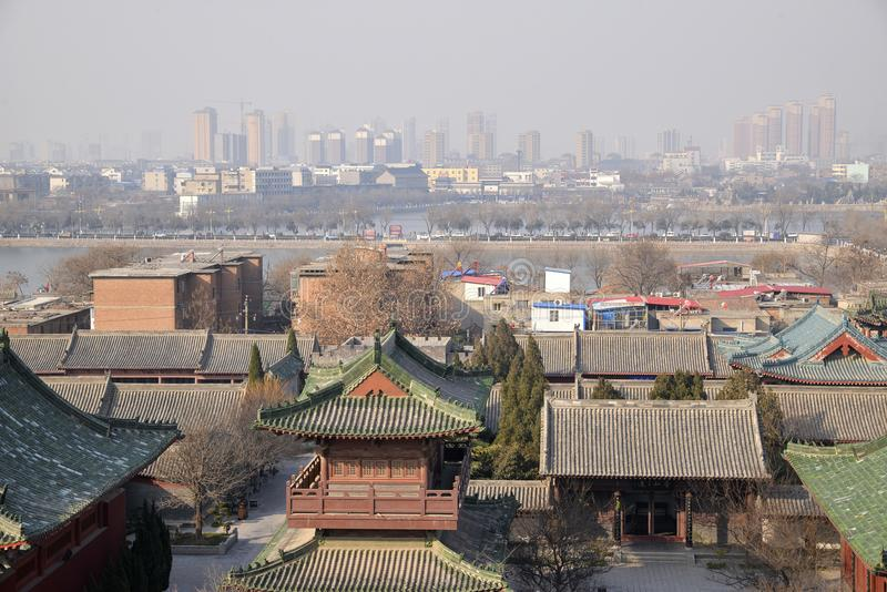 Кайфэн, Хэнань, фарфор стоковое изображение rf