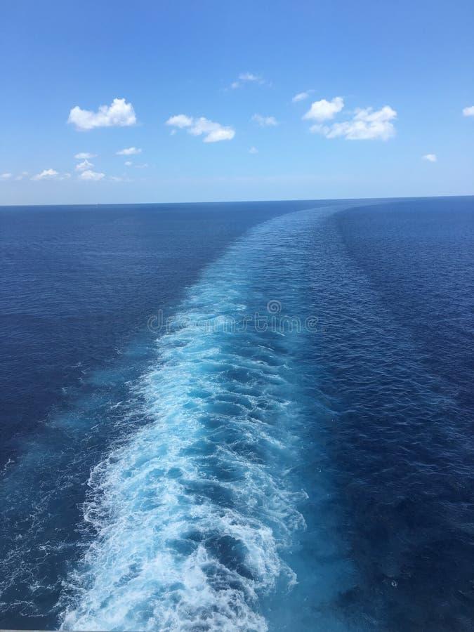 Как раз море стоковое фото
