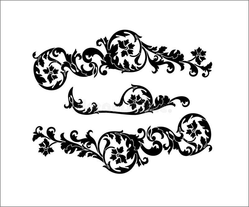 как сбор винограда флористического орнамента предпосылки полезный иллюстрация вектора