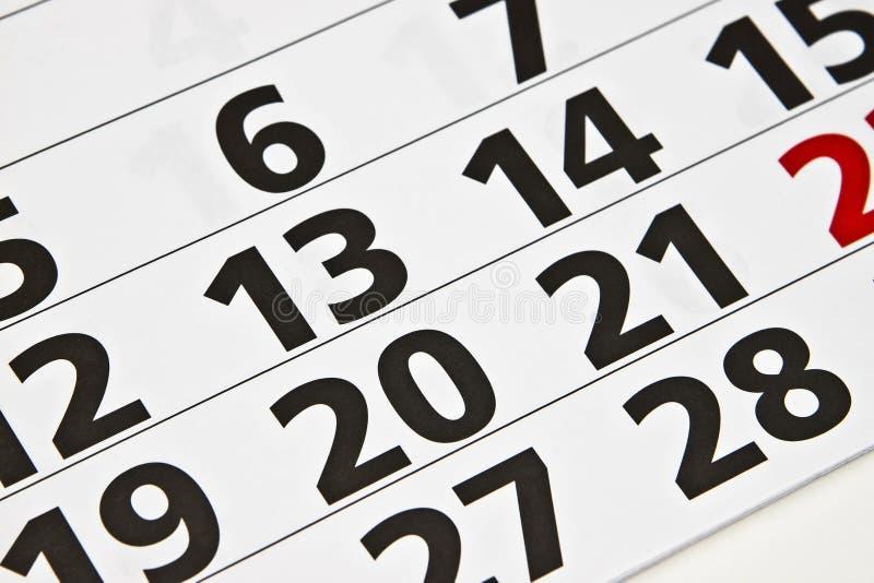 календар стоковое фото