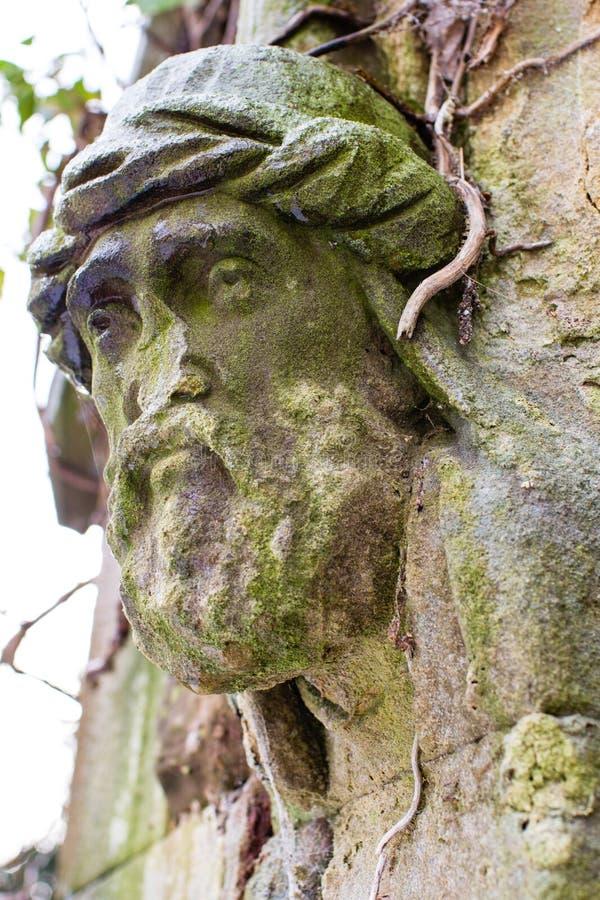 Каменная высекая молельня церков руины стоковые фото