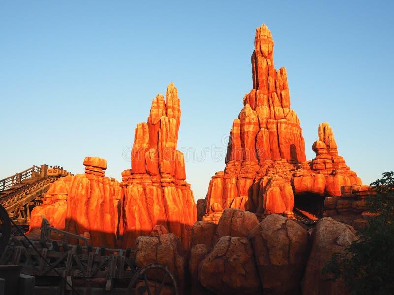 Каменная гора стоковые фото