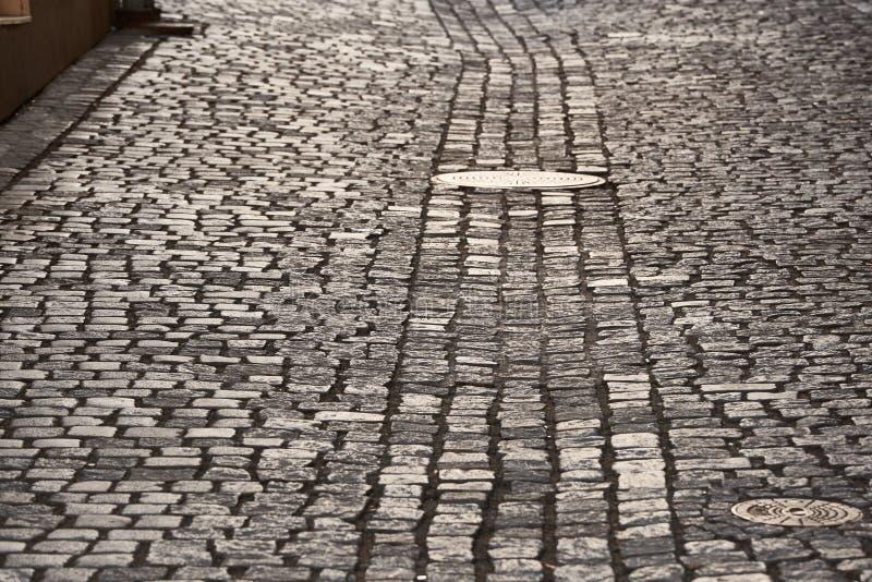 Каменная картина мостоваой стоковое фото rf