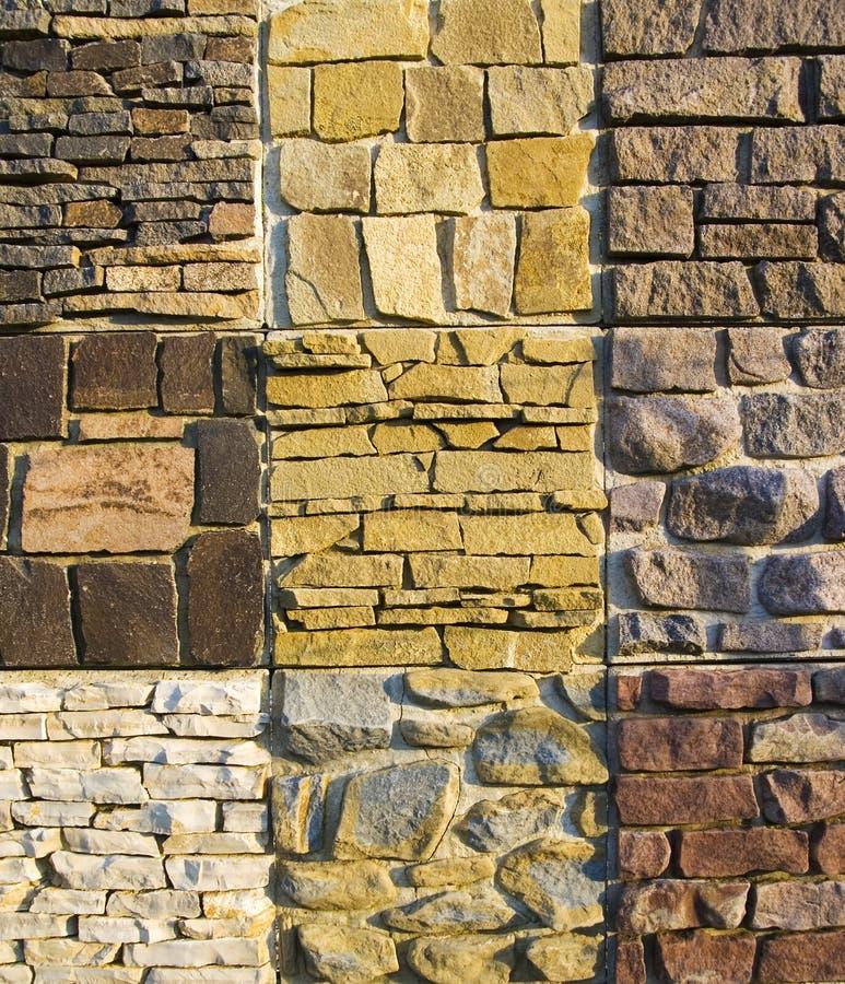 каменная стена текстуры стоковое изображение rf