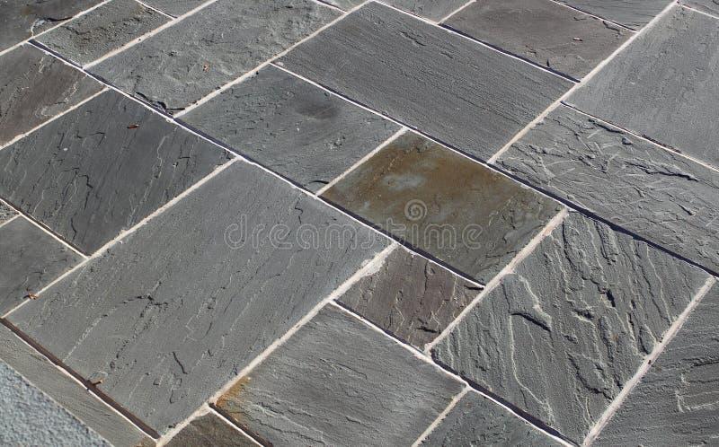 Каменная структура патио стоковая фотография rf