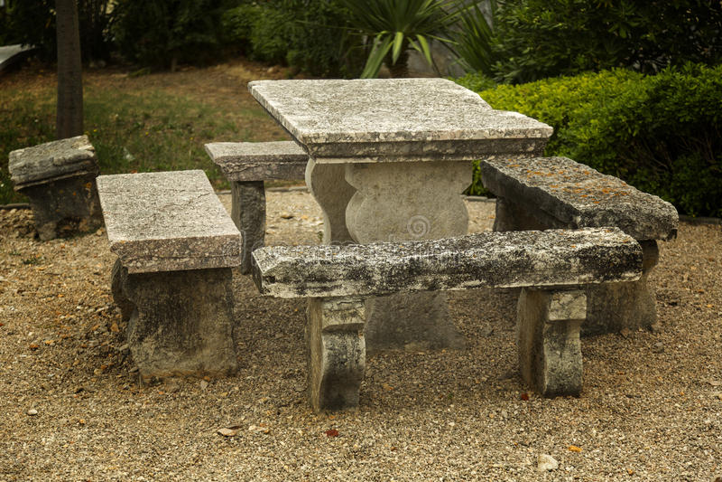 Каменная таблица стоковые фото