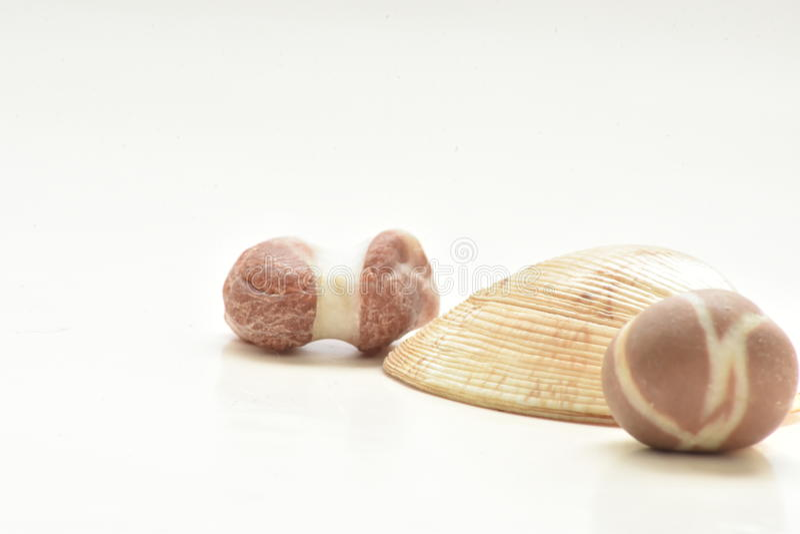 Каменное silevce стоковое изображение