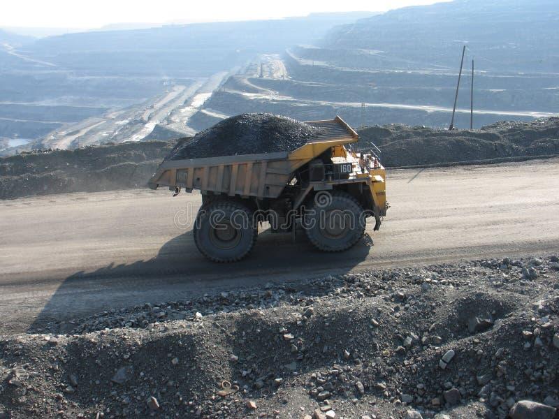 каменноугольная промышленность стоковая фотография
