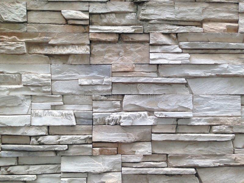 Каменные стены предпосылки штабелированы стоковое изображение