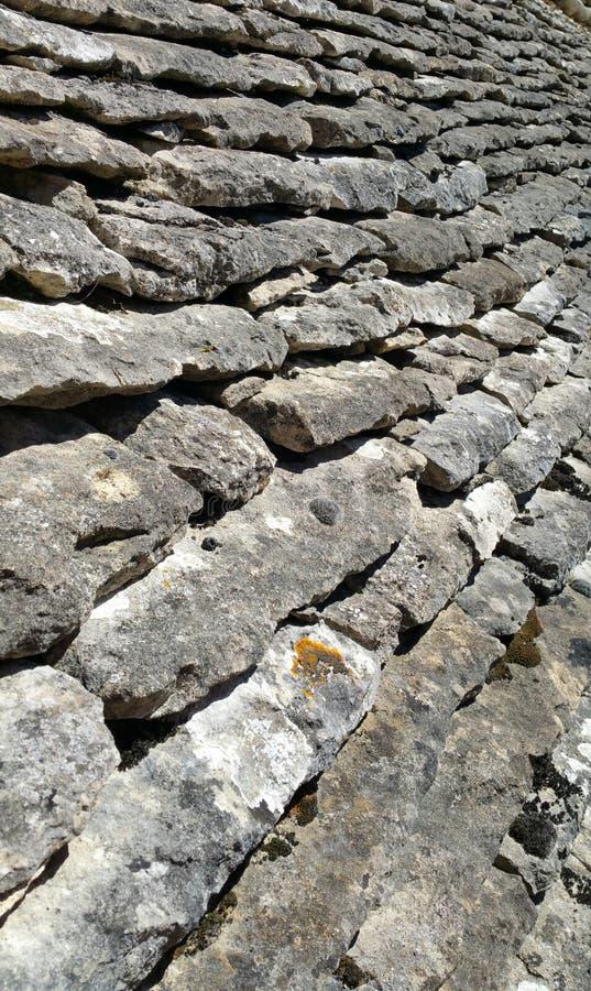 Каменные черепицы стоковое изображение rf