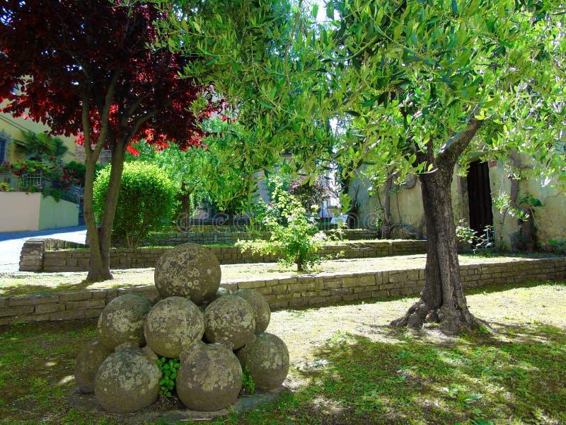 Каменные шарики стоковые изображения rf