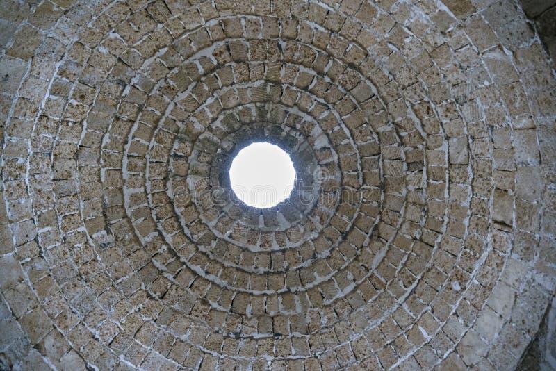 Каменный купол стоковое фото rf